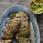 Pesto Steak