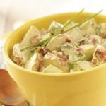 Chunky Potato and Avocado Salad