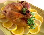 Garlic and Citrus Chicken
