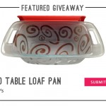Giveaway: Breezy's Oven to Table pan