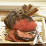 High-Temperature Standing Rib Roast of Beef