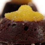 Orange Chocolate Lava Cake