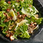 roasted-mushroom-salad