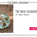 Giveaway: The Passover Menu by Paula Shoyer