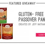 Giveaway: Gluten- Free Passover Panko
