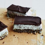 Chocolate Layered Ice Cream Bars