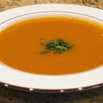 spiced-pumpkisoup