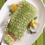 Citrus Poached Salmon